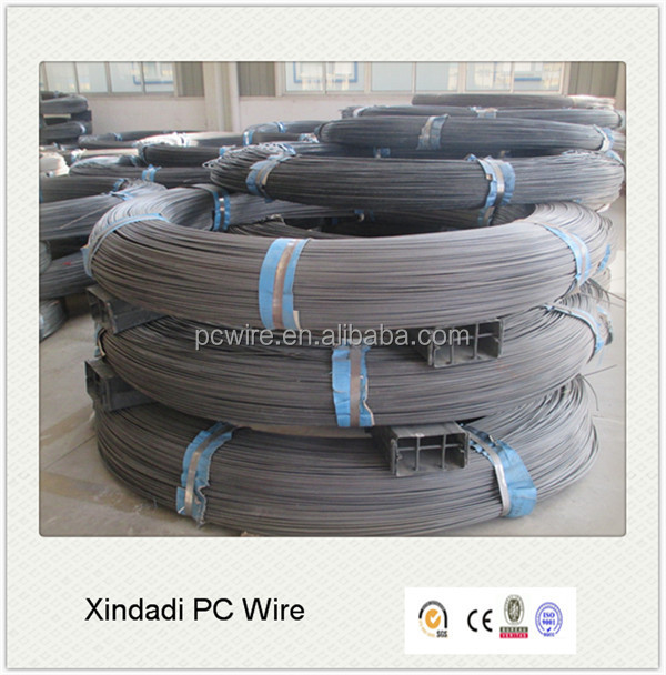 6mm roof frame/precast slab used prestressed concrete wire, wire tendon