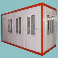 Newly prefabricated modular stackable container houses for accommodation