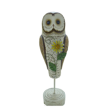 hotsale polyresin owl for home decoration
