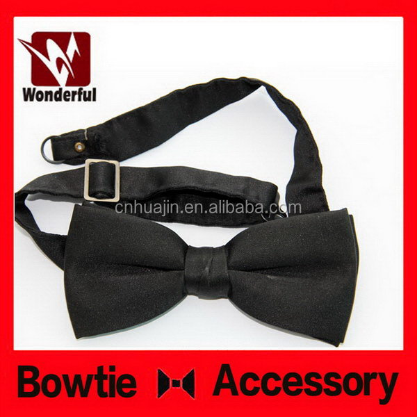 Fashionable OEM stainless steel bow tie