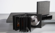 Handmade wedding leather DVD / CD album