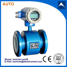 Intelligent electronic low flow water flow meter sensor water meter with low cost
