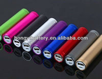 New fashional and good quality portable aa battery emergency mobile phone charger