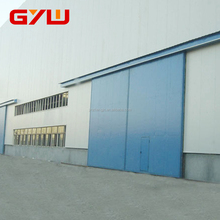Large Size Industrial Sandwich Panel Sliding Door