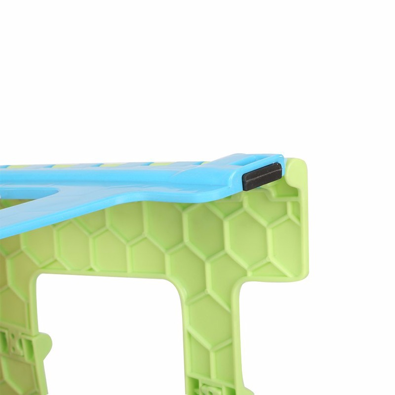 Mini plastic folding step stool with competitive price