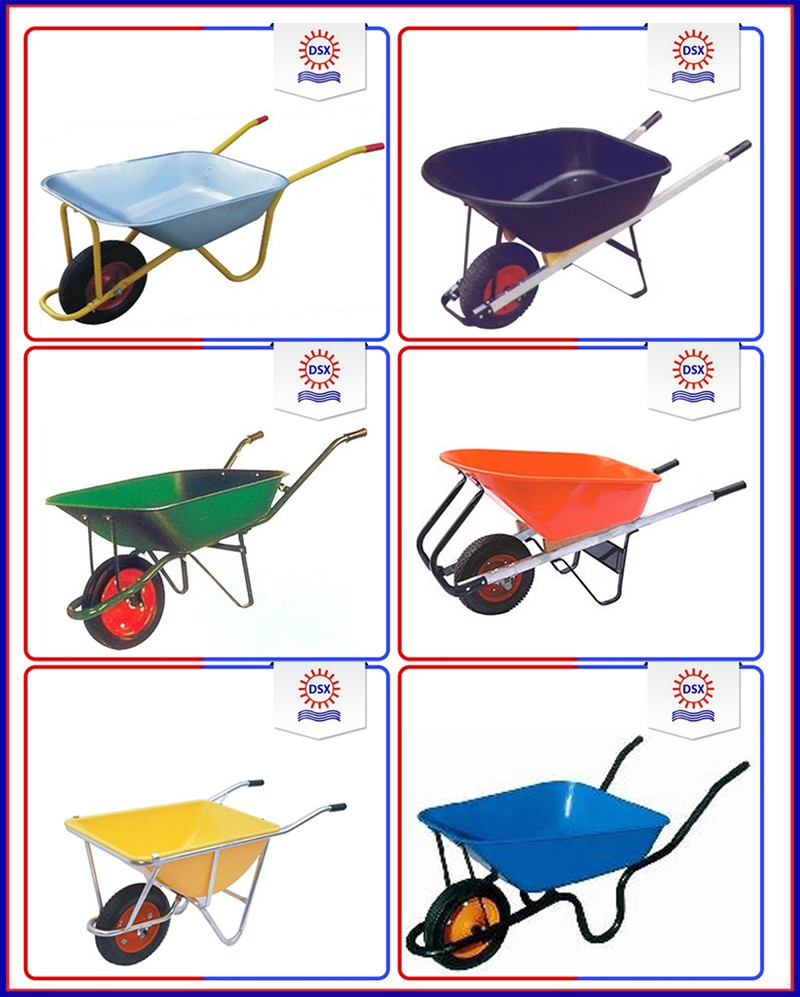 Original Factory Quality Wheel Barrow Wb6400