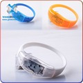 2016 Remote Controlled Light Up Bracelet,led bracelet