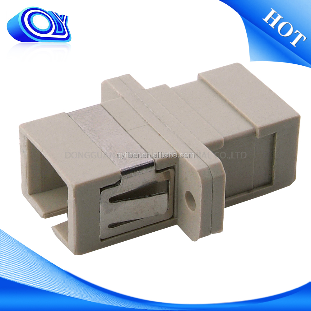 Gold supplier china single mode duplex sma st adapter , fiber Optic Adapter , fiber optic connector