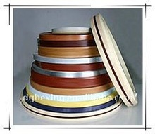 plastic PVC /ABS edge banding trim for furniture