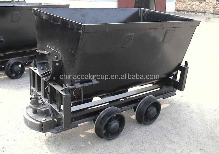 KFU0.75-6 Mining Cart Coal Mine Bucket Tipping Mine Cart