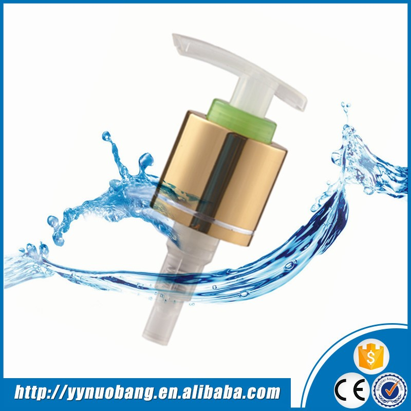 Plastic 20/410 fine mist sprayer for cosmetic bottles