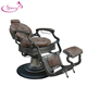 Hot sale salon furniture vintage hair cut chair /classic baber chair with multifunction