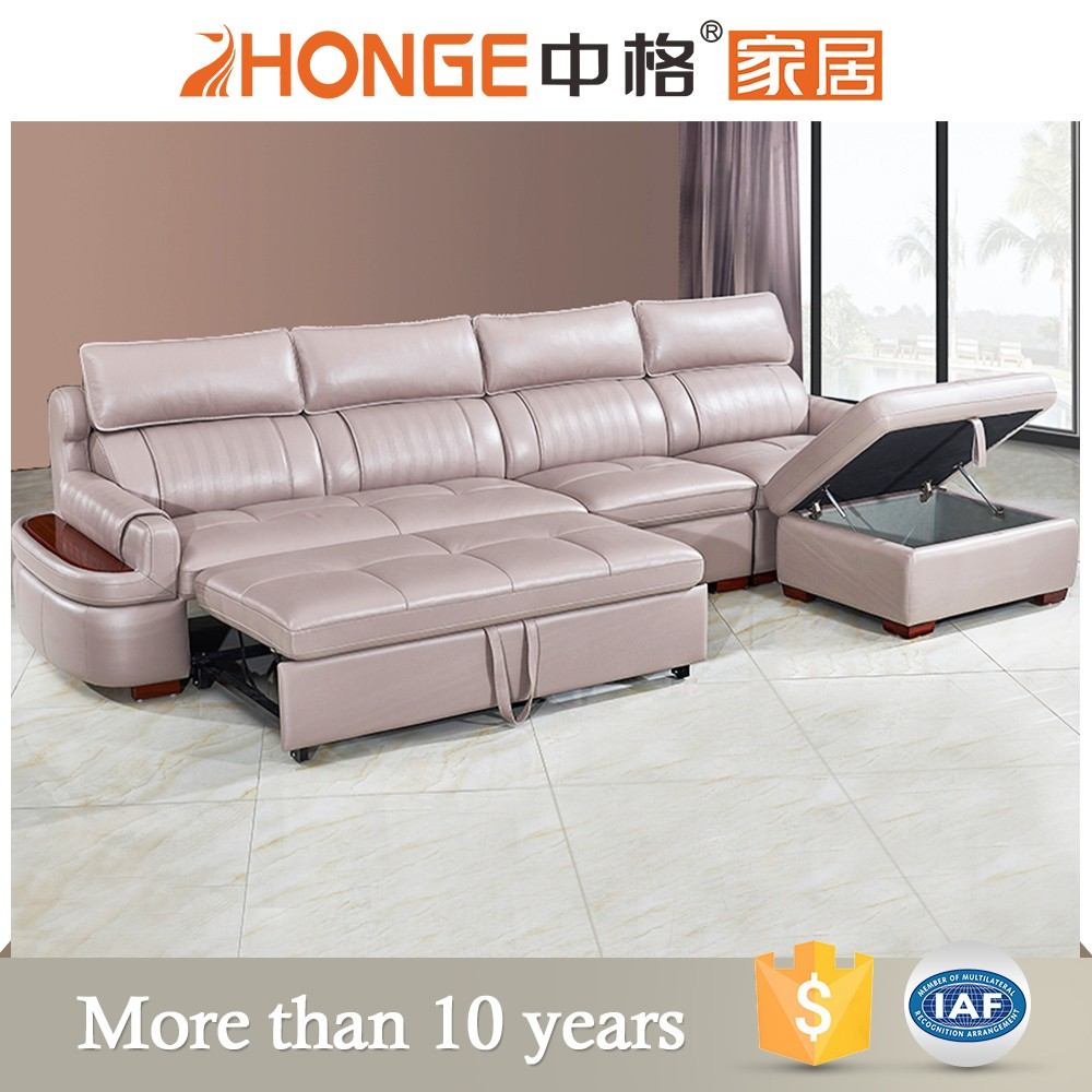 2016 new design sofa folding bed with cushion sleeper couch
