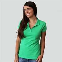Green Color Apparel OEM Service Ladies