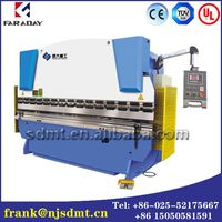 In-site Inspection DA52 Profession sheet bending machinery