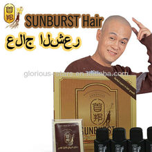 Original real result Sunburst Hair liquid Side effects in stock