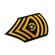 Polyester thread rayon embroidered patch custom no minimum iron on / heat seal screw backing merrow border hot cut Laser