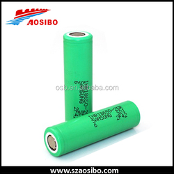 wholesale samsung 18650 li ion battery samsung 25r 2500mah 20a samsung sdi 18650 powerful battery for dewalt tools
