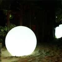 Good looking color changing LED light balls / LED waterproof led poor ball