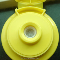 Food safe liquid injection molding silicone dispensing valve for honey squeeze bottle