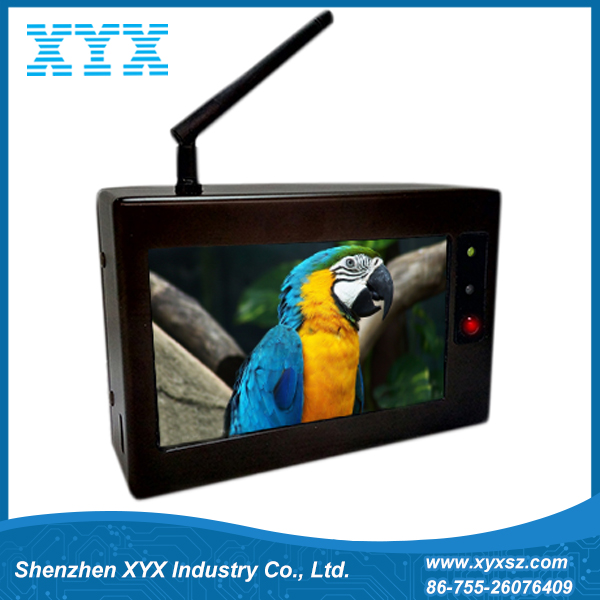 5 Inch Wooden Photo Frame Advertising Equipment