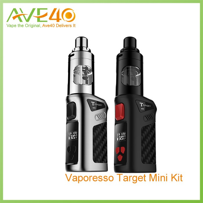 Free shipping Target mini kit from Vaporesso