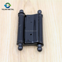 self closing door hinge steel finish in ZP/BP/NP box packing top quality
