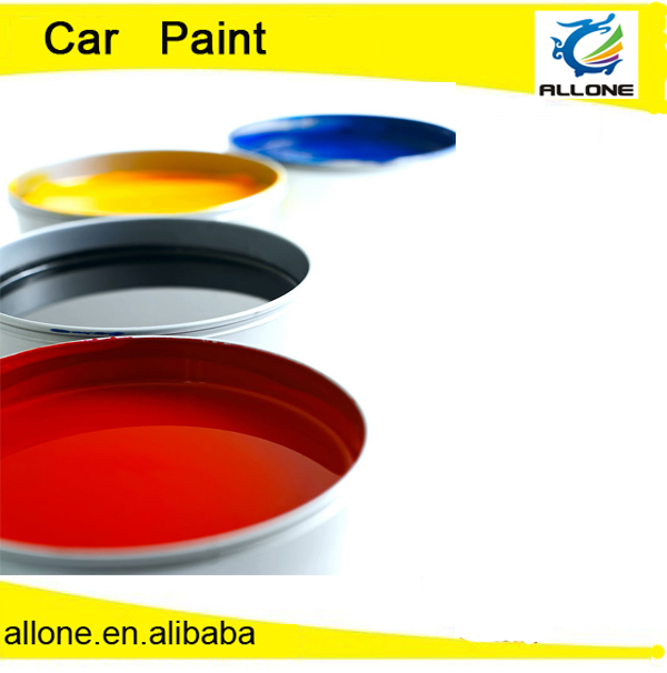 Car Paint 2K Super Fast Dry Clear Coat with low factory price for automotive