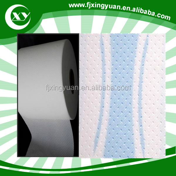 Perforated Poly Film for Sanitary Napkins