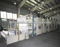 synthetic leather needle punched felt production line (nonwoven machine)