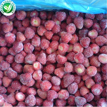 Hot selling high grade bulk sweet iqf frozen wild strawberry