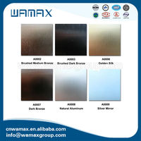 construction material HPL ABSTRACT furniture material METALLIC mirror finish decorative laminate