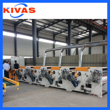 New model fabric/textile/rags waste recycling machine