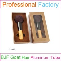 Natural Goat Hair Blush Brush With Boxes Packing