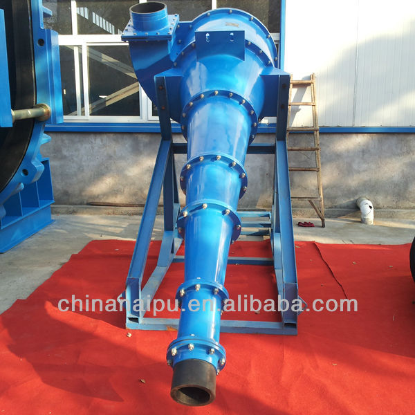 High quality natural rubber wear parts industrial mine cyclone separator