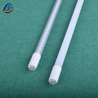 LED fluorescent tube T5 seperate fixture replacement tube lamp G5 1.2 meters 4ft 18W 5ft 25w