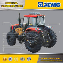 XCMG agriculture machine 120hp walking farm tractor price with Diesel engine