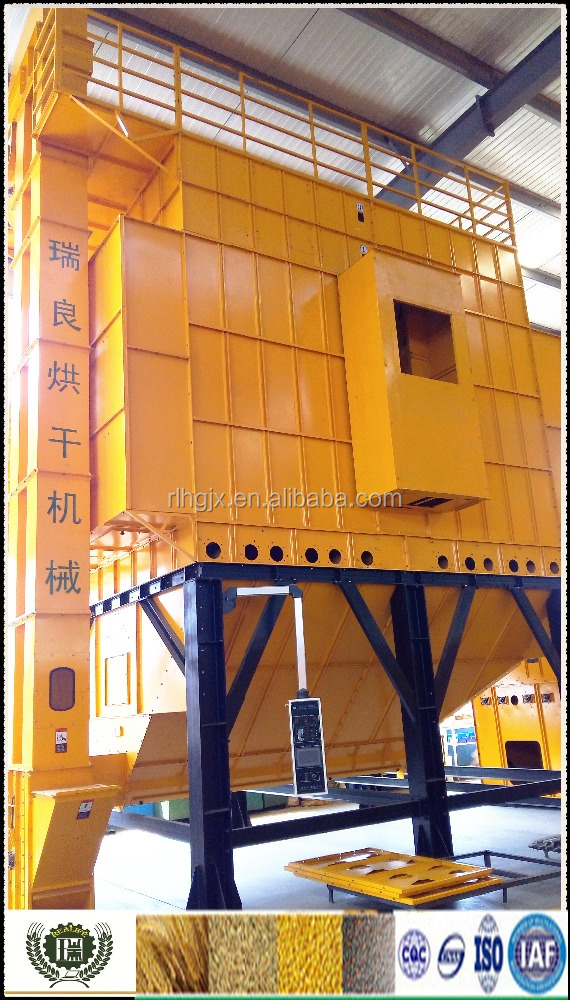 100 ton Good Price Corn Seeds Dryer