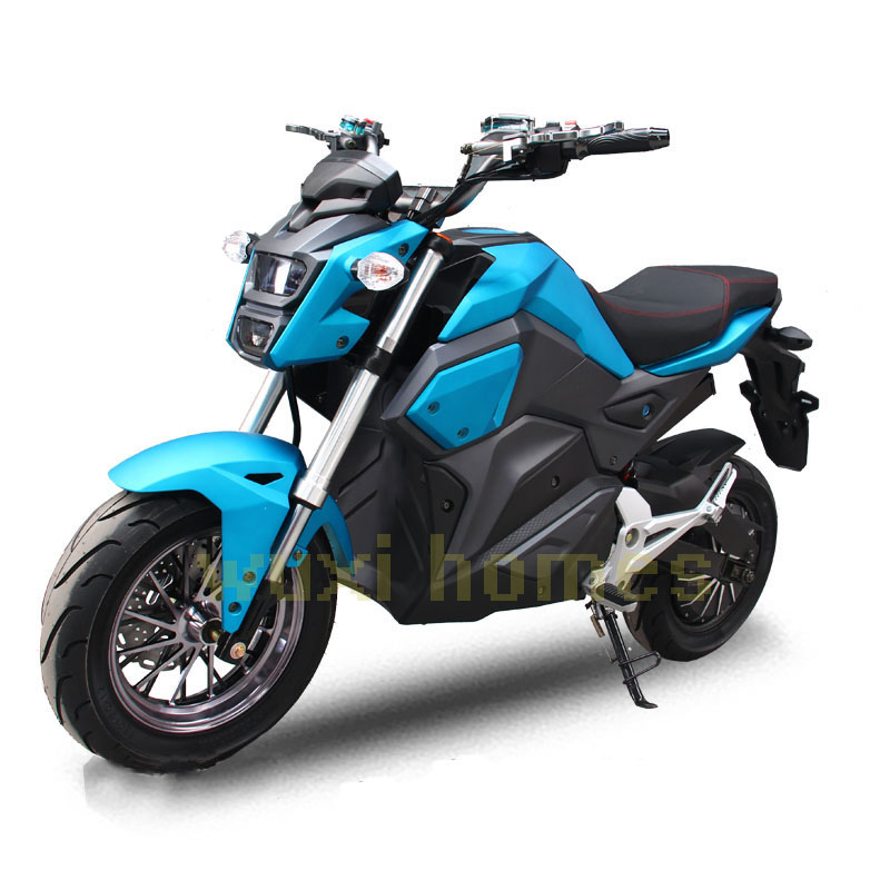 Best Selling Electric Motocycle Full Size Electric Motorcycle M7 1500W For Adults