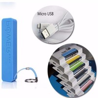 Colorful portable mobile cheap power bank for blackberry