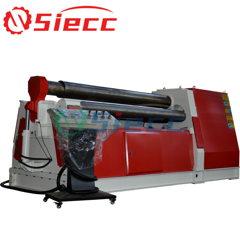 High Quality Cone <strong>Rolling</strong> <strong>Machine</strong> CNC hydraulic automatic roll bending metal sheet <strong>rolling</strong> <strong>machine</strong>