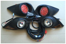 Y a m a h a Drive Model and head and tail light kit including wiring loom and switch