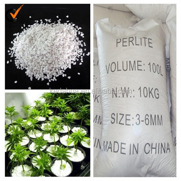 Horticultural Perlite Expanded For Nursery Substrates