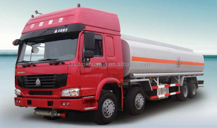 hot sale China fuel tank truck capacity 30000 litres with fule dispenser right hand drive