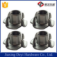 Made In China DIN Standard 6-32 White Zinc Plated Carbon Steel Nut For Wood