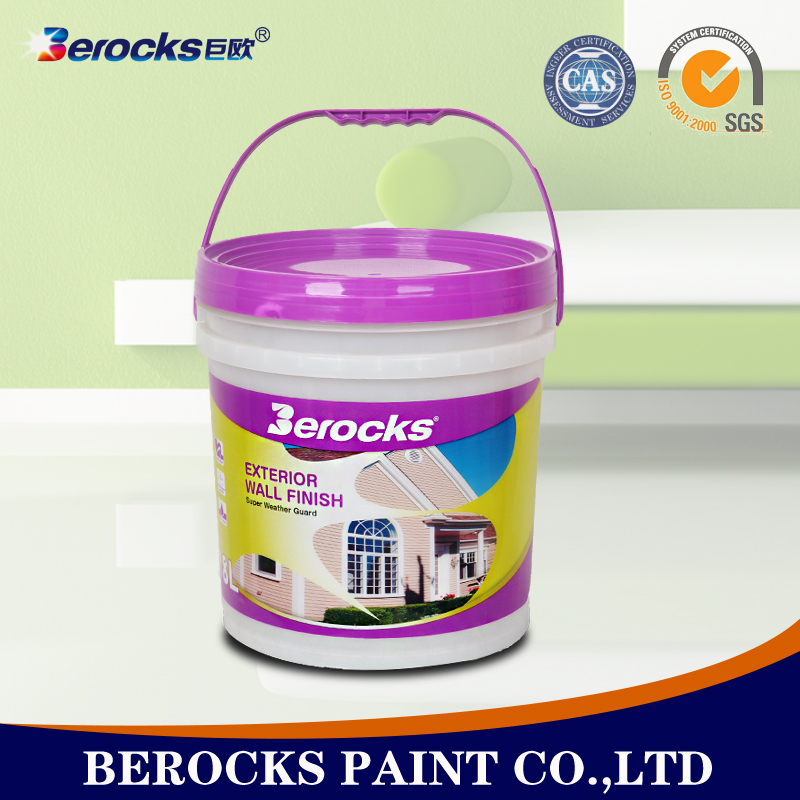 Hot sale water based exterior emulsion paint