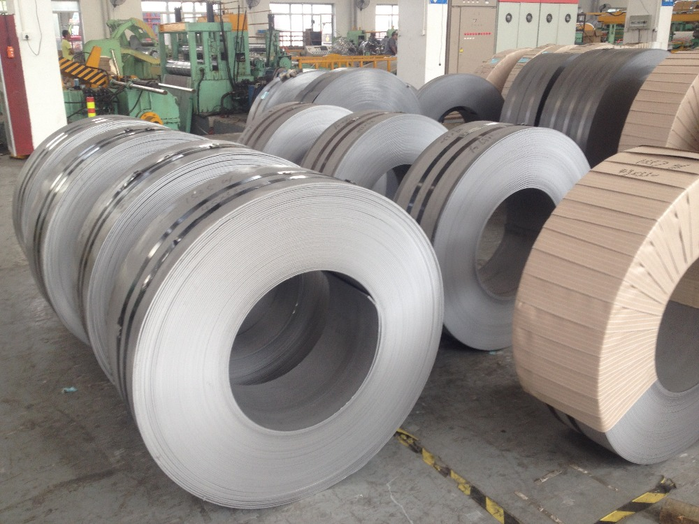 420A martensitic stainless hot and cold rolled strip in coil