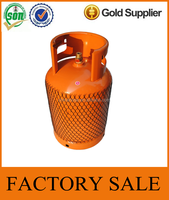 Cixi Jinguan China Factory Nigeria Market 12.5kg 26.5L Portable LPG Gas Cylinder Tank