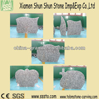 high polished G439 granite monument