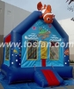 Customize beautiful inflatable bounce house bouncer and jumper for Kids A2049